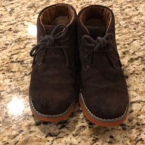 Florsheim Kids Suede Shoes